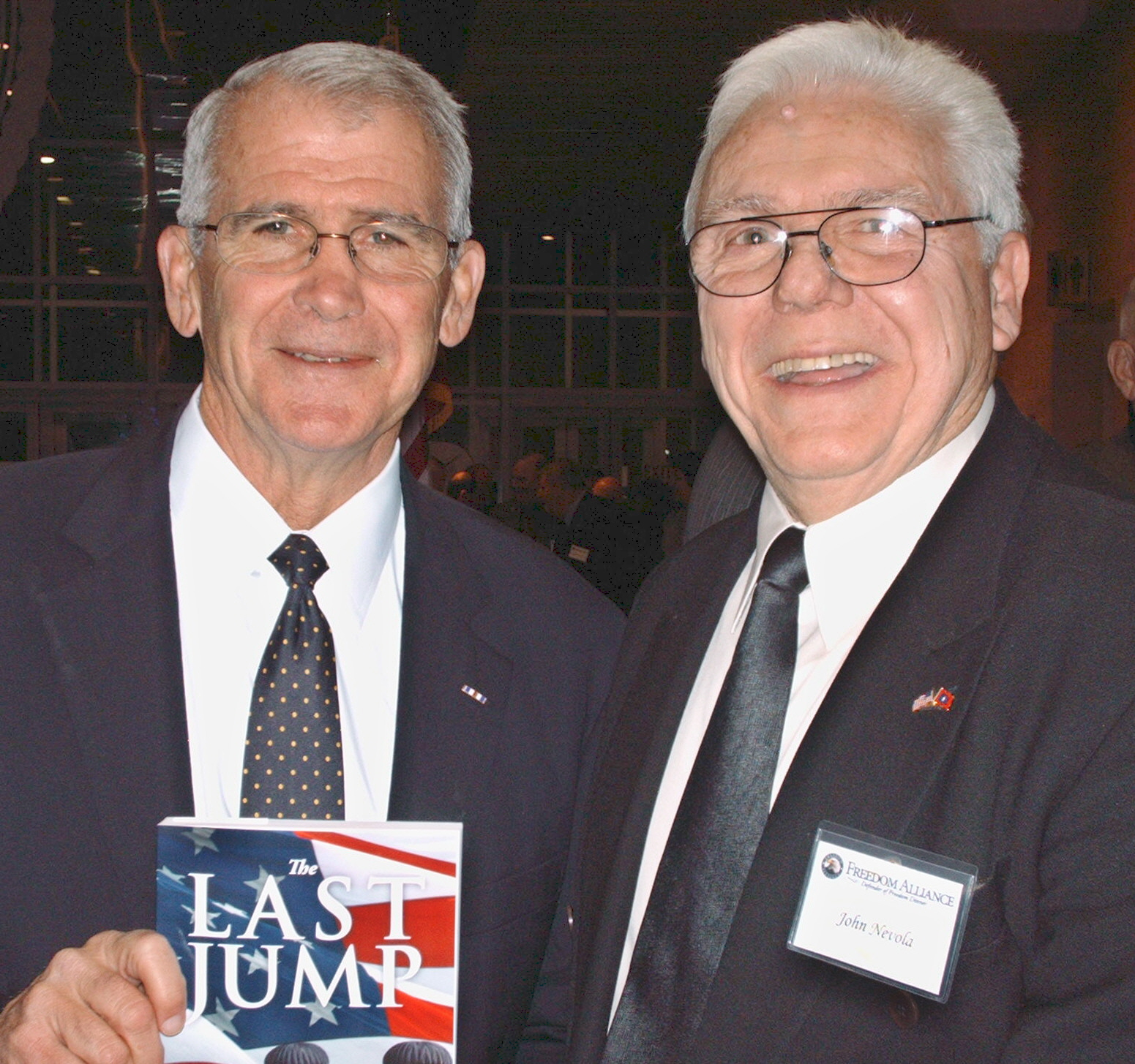 author and ollie north
